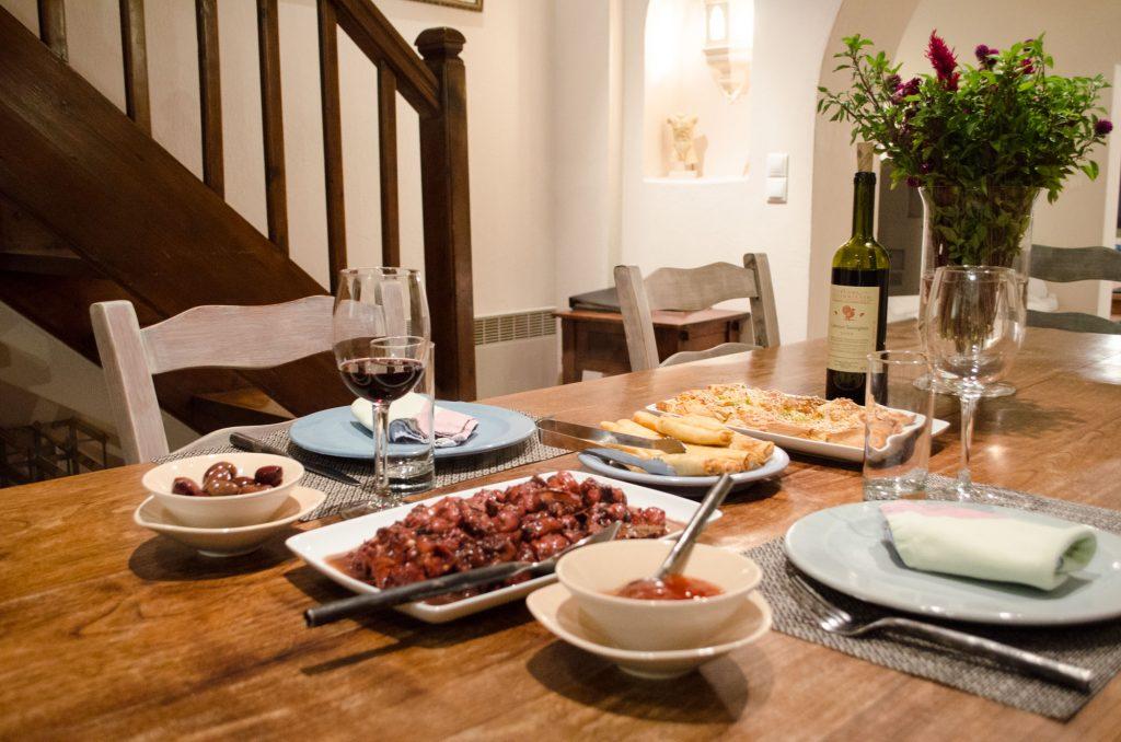 Famous Greek Kitchen Dinner Menu