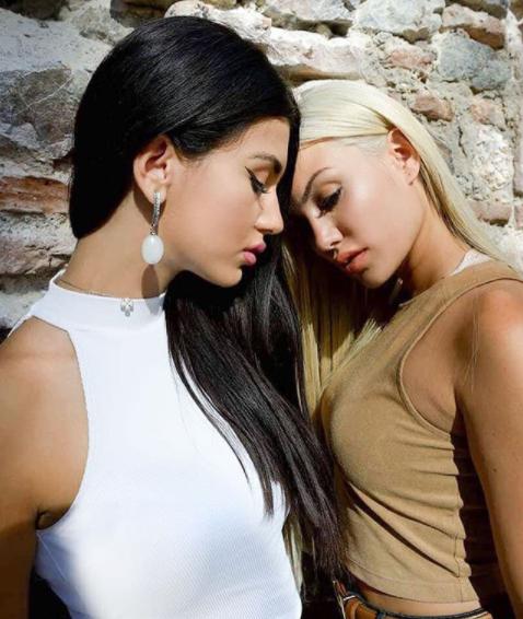 Seems Busty greek babes are mistaken