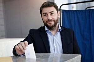 Νίκος Ανδρουλάκης - 1ος γύρος εκλογών, Ρόδος