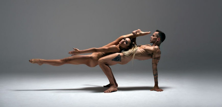 Pictures of naked athletes