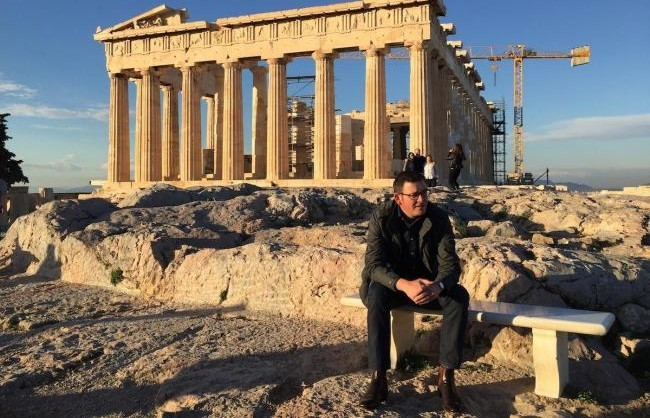 Daniel Andrews Britain Must Return The Parthenon Marbles