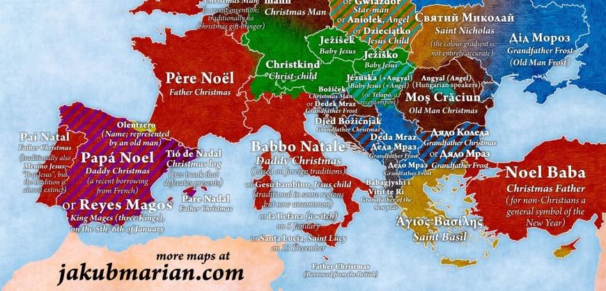 christmas-gift-bringers-europe