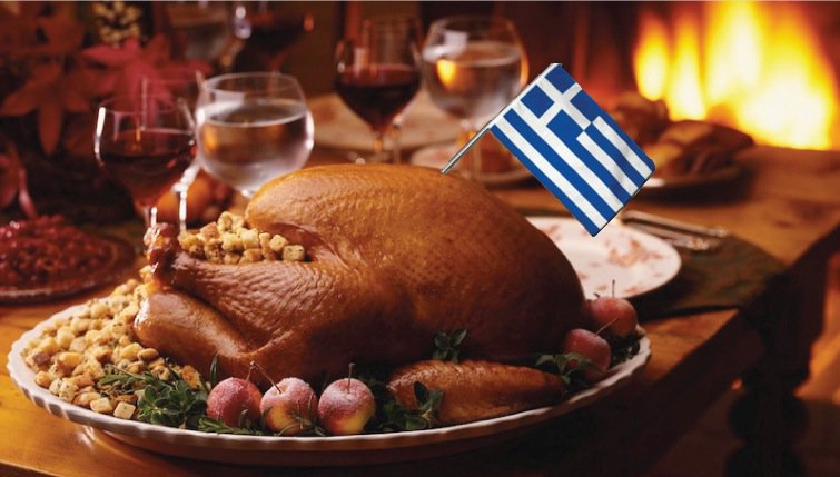 turkey has rightfully made it to the list of traditional christmas food from greece it has recently become a choice for many families that serve it as the - Greek Christmas Food