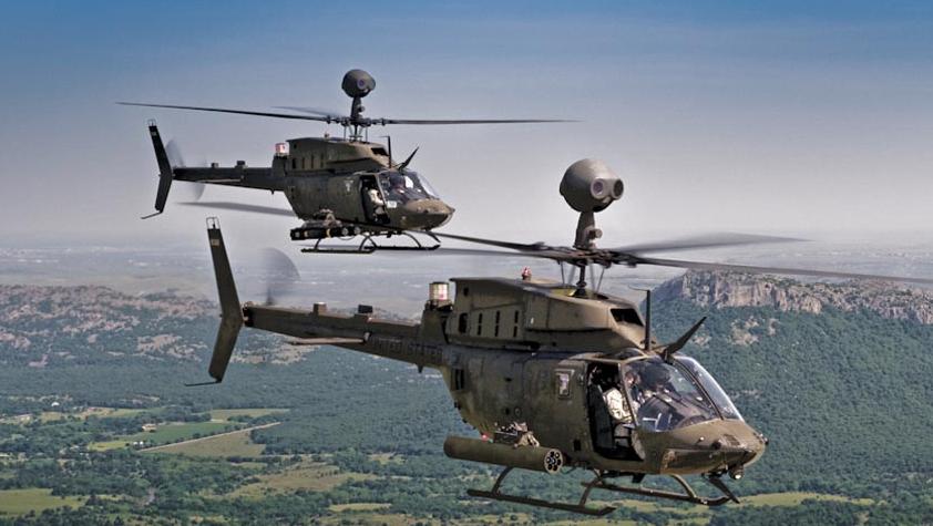 Αποτέλεσμα εικόνας για OH-58D Kiowa Warrior