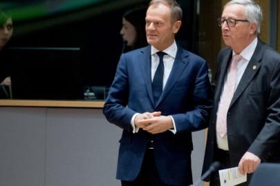 Jean-Claude Juncker, Donald Tusk