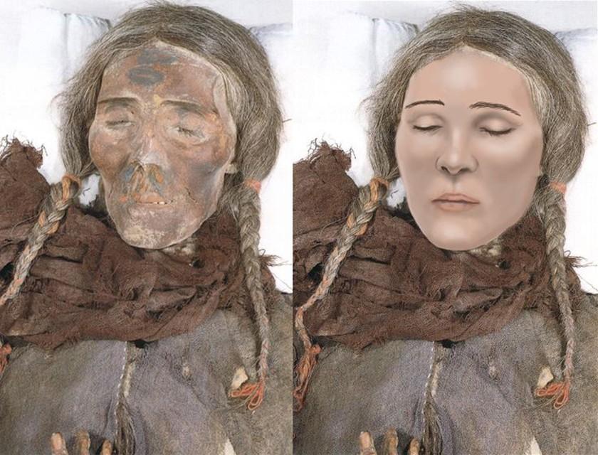 Scientists discover DNA proving original Native Americans