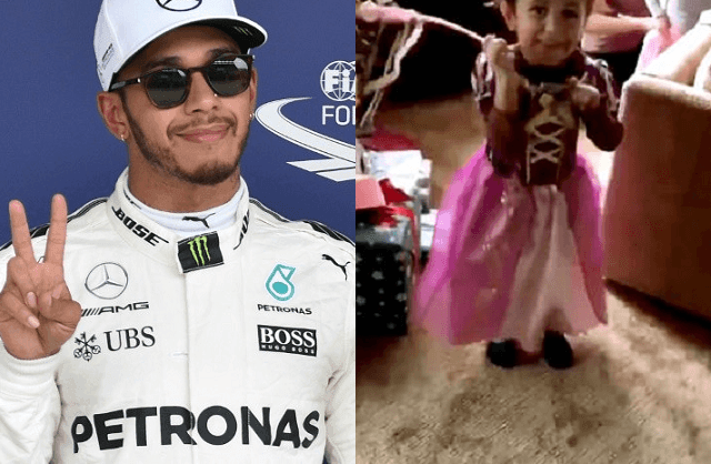 Lewis Hamilton Forced To Apologize After Telling Nephew Boys Don T