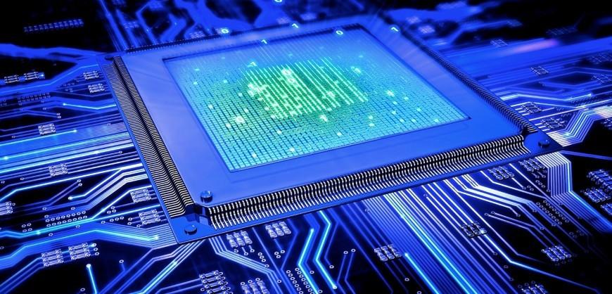 Microchip-CPU