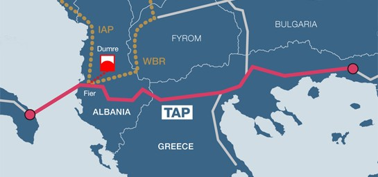 The Balkans: The new natural gas pipeline is being planned