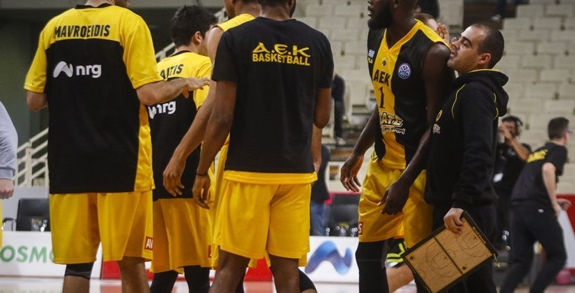 AEK advance to final 16 in basketball Champions League in ...