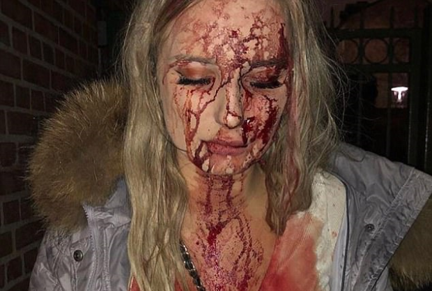 Swedish woman attacked in a nightclub after man put his