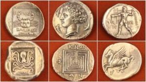 AncientGreekCoins