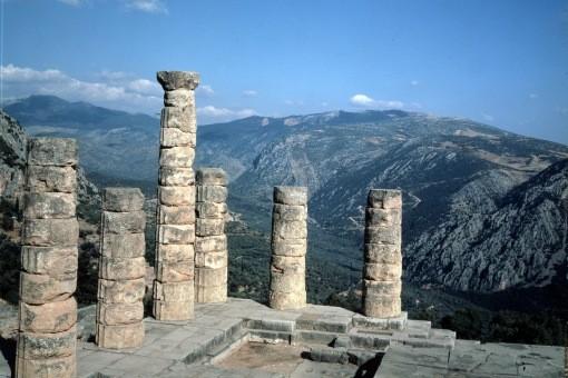 Delphi: The ancient center of the world! (PHOTOS) | protothemanews com