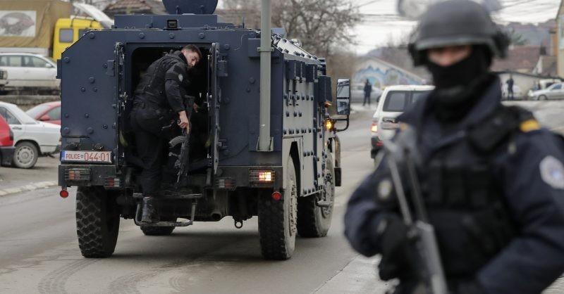 auschtatung kosovo polic