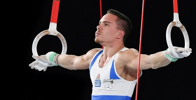 New gold for Eleftherios Petrounias at FIG Artistic ...
