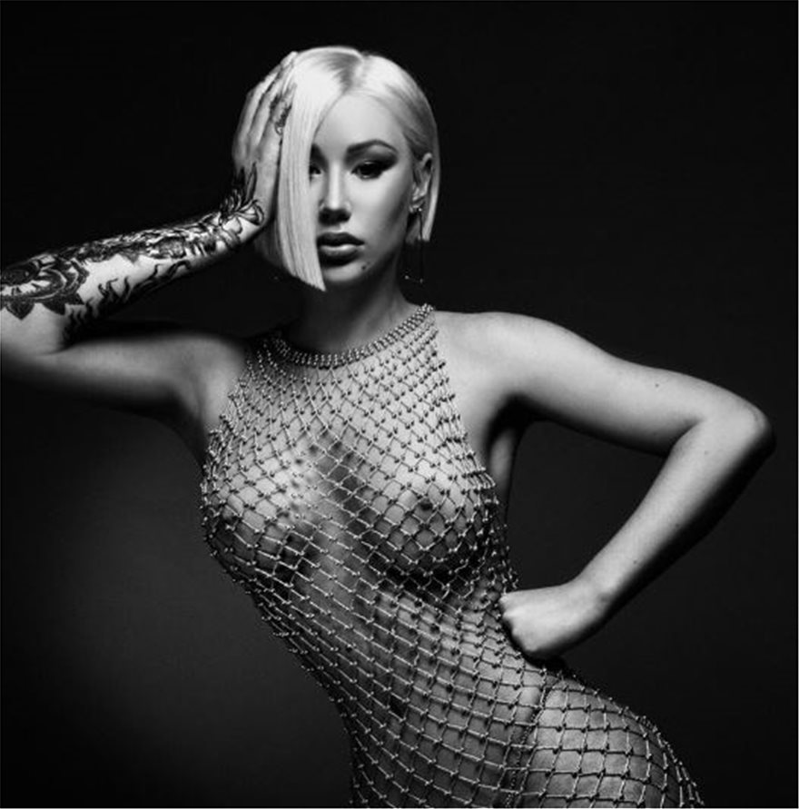 Sexy Iggy Azalea and her nipples! (photos