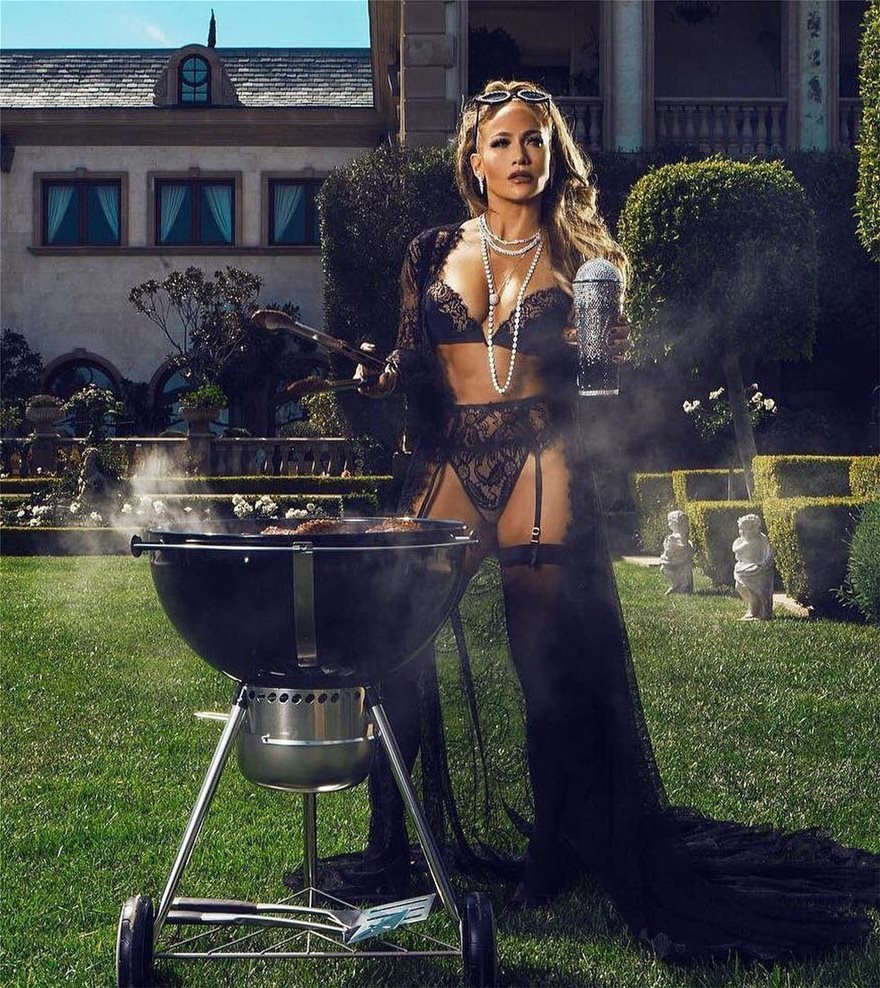 Sizzling Hot J Lo In Lingerie And 4 5 Million Jewels In