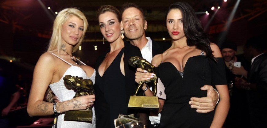 Porn movie award