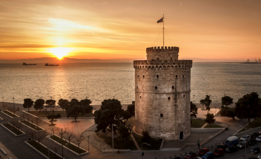Thessaloniki Greek Macedonia
