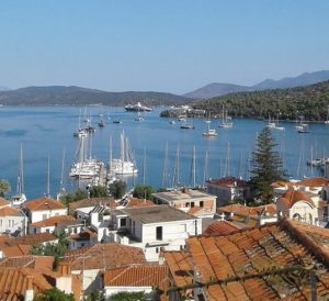 Ultra Luxury Yacht Ulysses Drops Anchors Off Greek Island Of Poros