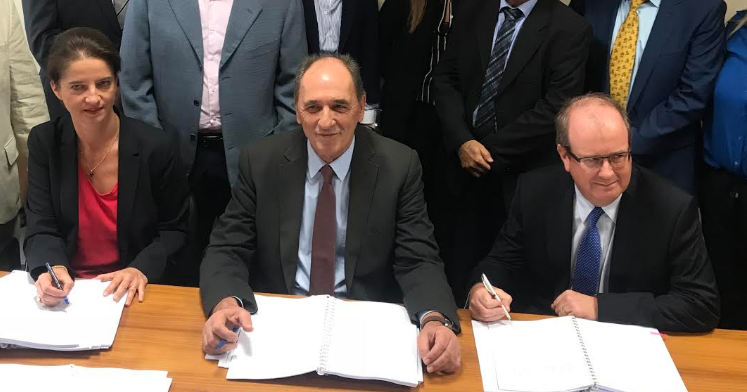 Greece Signed The Energy Agreement For Drilling In Crete With