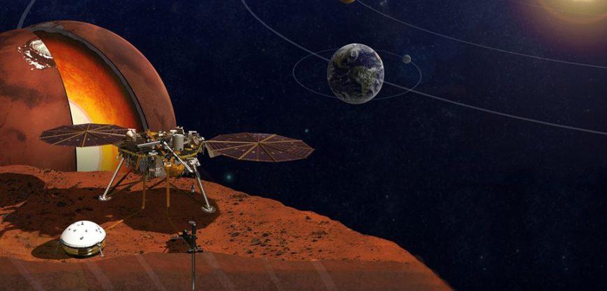 nasa mars landing watch - photo #41