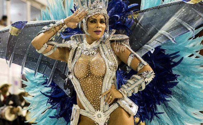 Rio Carnival 2018 night one: Eye-popping costumes and