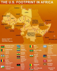 Revealed: The US military's 36 code-named operations in Africa