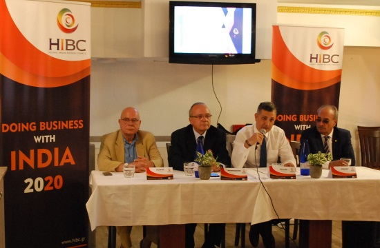 Hellenic-Indian Business Council announced by entrepreneurs