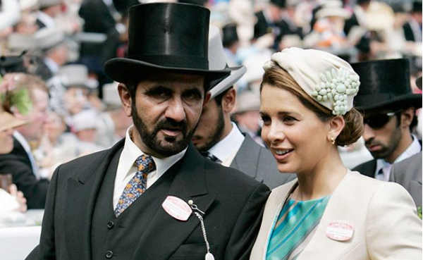 Royal divorce: Sheikh Mohammed & Princess Haya issue rare