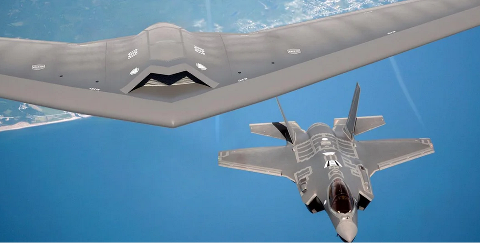 I TEMPI SONO MATURI: Air Forces MQ-9 Reaper Drone